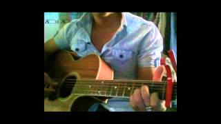 Đêm nằm mơ phố - Guitar