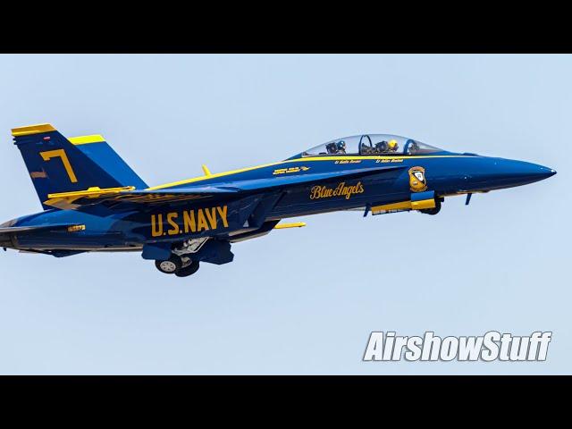 Warbird/Military Arrivals - Wednesday Part 2 - Sun 'n Fun 2021