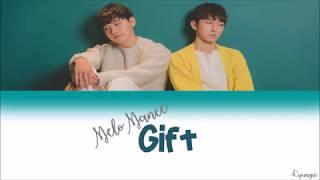 MeloMance - Gift Lyrics [Han|Rom|Eng]