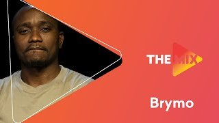 Brymo Shares His Creative Process on The Mix