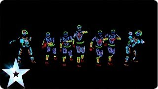 Electro Techno Dance Act - Light Balance - Britain