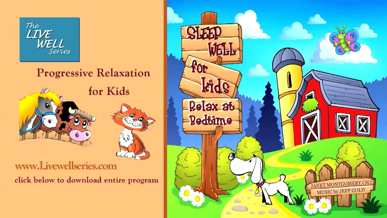 Guided Imagery and Music Helps Kids who have Autism and Aspergers Relax and  Fall Asleep