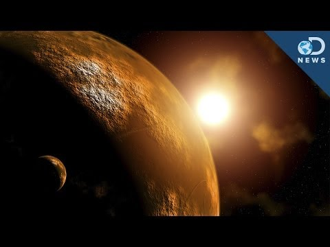 How Salt Might Be The Key To Finding Life on Mars - DNews  - ZJpdAm8C4kw -