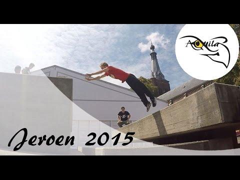Jeroen Geerts - Showreel 2015