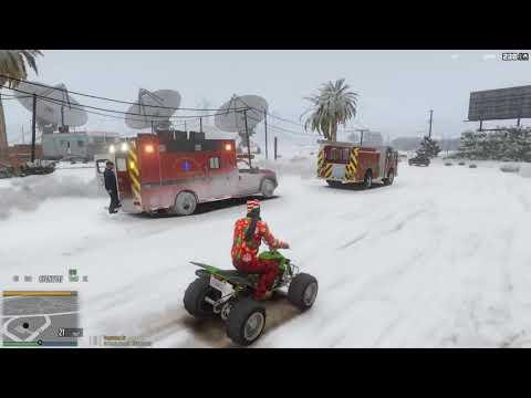 DOJ Cops RP Live Criminal - ATV Flips
