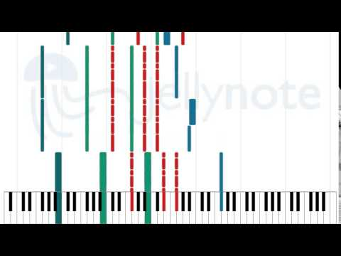 The Only Exception - Paramore [Sheet Music]