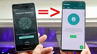 How To Transfer WhatsApp Chats From Old Android To New Android!