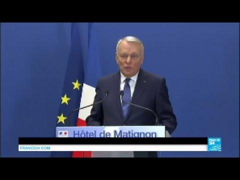 Remaniement en France : Jean-Marc Ayrault nouveau ministre des Affaires étrangères