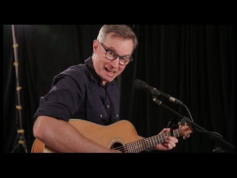 Colin Buchanan Sings a Song About A man Falling Off his Bike