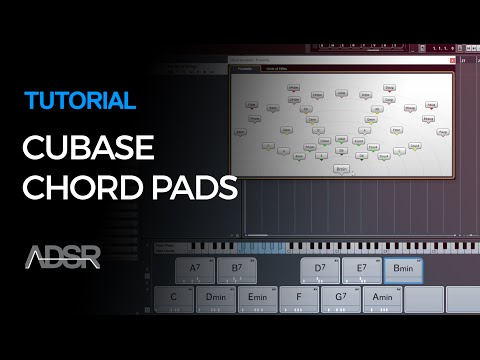 Epic Chords in 5 Mins with Cubase Chord Pad