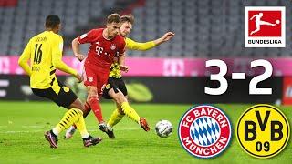 Bayern winning Supercup! | FC Bayern München - Borussia Dortmund | 3:2 | Highlights | Supercup 2020