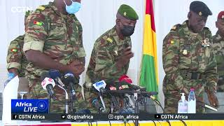 Guinea: Junta rules out exile for ousted president