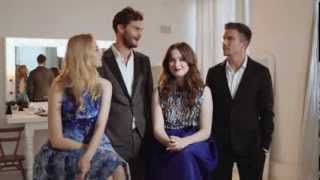 Glamour UK - Jamie Dornan & the cast of New Worlds