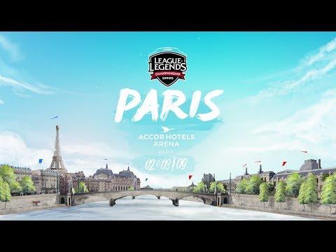 2017 EU Summer Finals: Paris