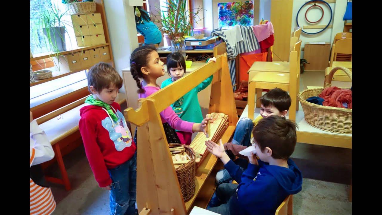 Spielzeugfreier kindergarten 2014 youtube for Raumgestaltung nach infans