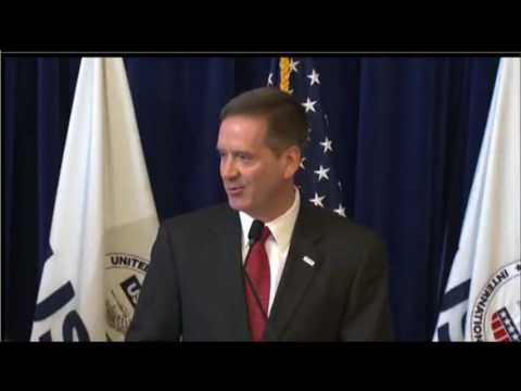 USAID Administrator Mark Andrew Green Delivers Welcome Remarks to Employees