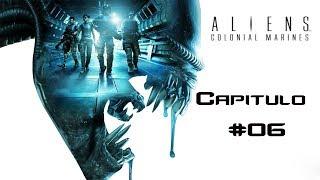 👽 ALIENS | Colonial Marines | Por Bella | Promocionando Canal | En español | CAPITULO 06