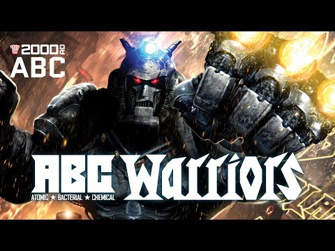The 2000 AD ABC #1: ABC Warriors