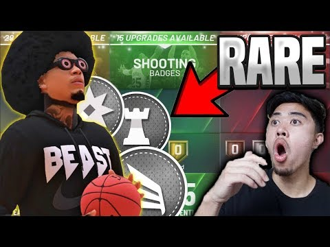 I made a NEW RARE DEMIGOD GUARD BUILD on NBA 2K20 that is OVERPOWERED! NBA 2K20 BEST BUILD