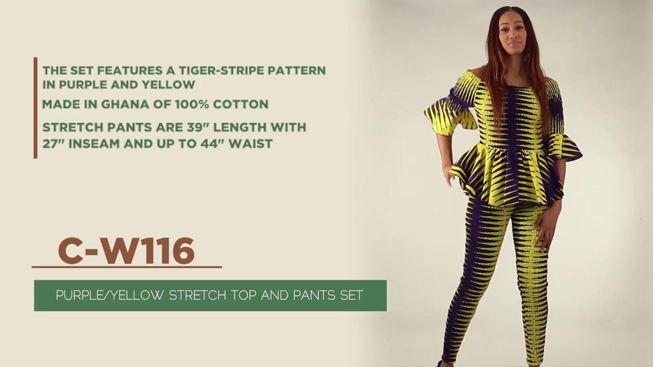 c5b9819e85c790 Pants & Pant Suits | Africa Imports