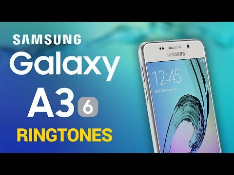Samsung Galaxy A3 2016 Stock Ringtones
