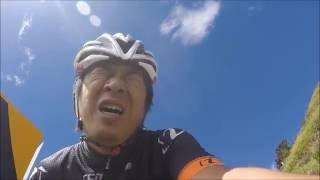 【挑戰系列】日本人挑戰武嶺的結果 ロードバイクで台湾で一番高いヒルクライムコースを登ってみました。taiwan kom