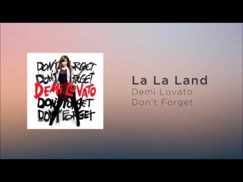 Demi Lovato - La La Land (Official Audio)
