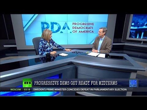 ActorActivist Mimi Kennedy on War & the Progressives...