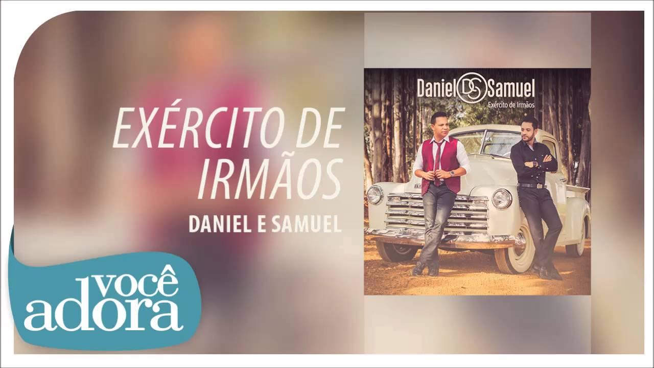 Daniel & Samuel - É Jesus (Álbum Exército de Irmãos) [Áudio Oficial]