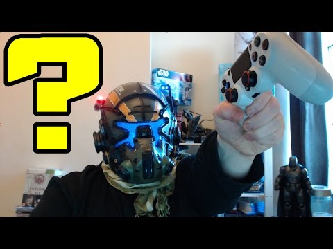 Can You Play TITANFALL 2 with a PILOTS HELMET On ...