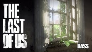 The Last of Us Main Menu Music - Main Melody Bass Only