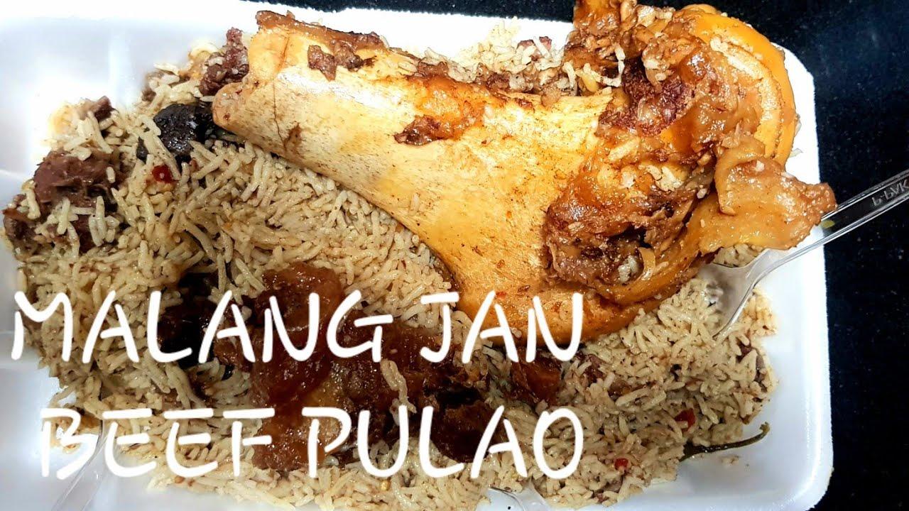 Malang Jan Beef Pulao Chapal Kabab Green Tea Bunoo Special Beef Pulaoo Tarnol Islamabad Youtube
