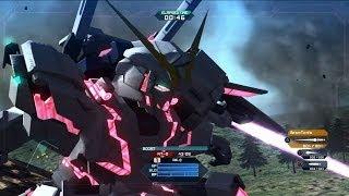 機動戦士ガンダム サイドストーリーズ DLC機体ユニコーンガンダムプレイ動画 thumbnail
