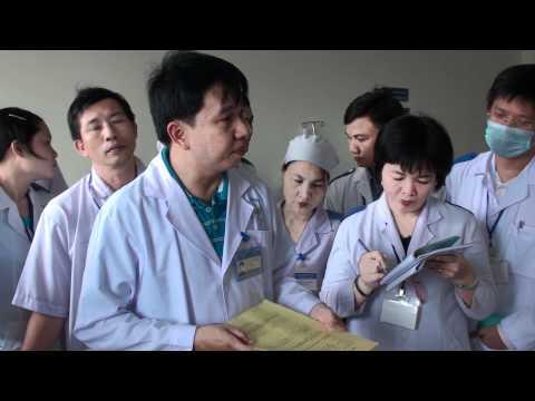 20110420 Khám bệnh nhân K thực quản