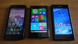 Canvas A1 Vs Nokia X2 Vs Xperia E3 - Battle Of Budget