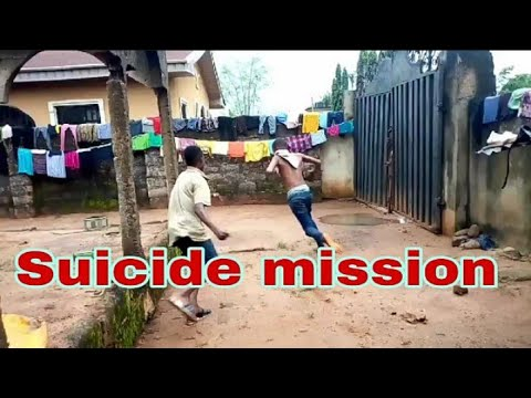 Download The suicide mission😂😆[funny house comedy] [Nigerian comedy]