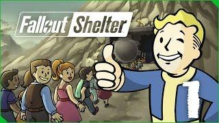FALLOUT SHELTER | Capitulo 1 | El Reverefugio en PC - Este juego es droga!