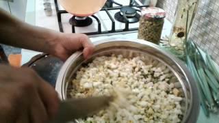 салат столичный или оливье