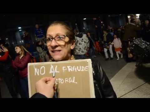 Marcha de apoyo a Macri 24A: Va a haber sangre si se pierde