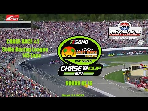 2017 SoMO Lazy Dayz Racing Cup Series - New Hampshire (September)