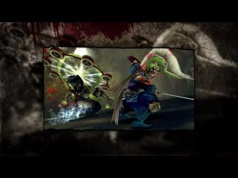 Lord of Arcana | bosses trailer (2010) PSP