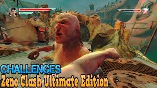 Zeno Clash -  Ultimate Edition - Challenges - XBOX360 CLASSIC