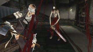 Nightmare Creatures 2 ps1 Gameplay + savegame