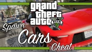 GTA V: All Cheat Codes For All Spawn-able Cars thumbnail