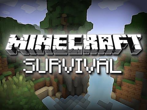 Minecraft Survival - Episode 1 - GOOD START (HD) - YouTube