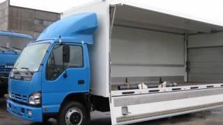 Фургоны с боковыми раскрывающимися бортами - Swing-Master