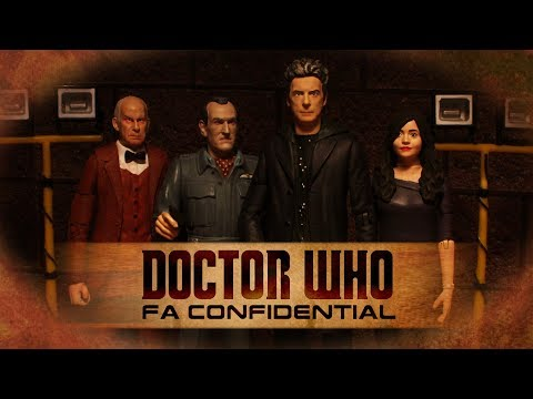 Doctor Who FA Confidential  - The King's Chamber
