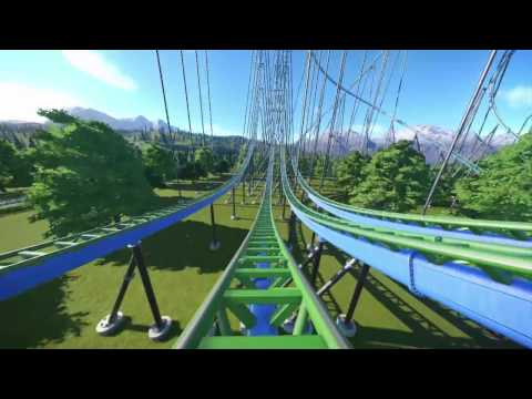 Planet Coaster: Super Kingda Ka