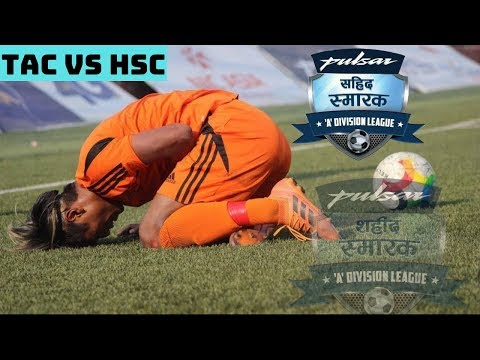 Pulsar A Division League, Tribhuwan Army Club vs Himalayan Sherpa Club, Match Highlights