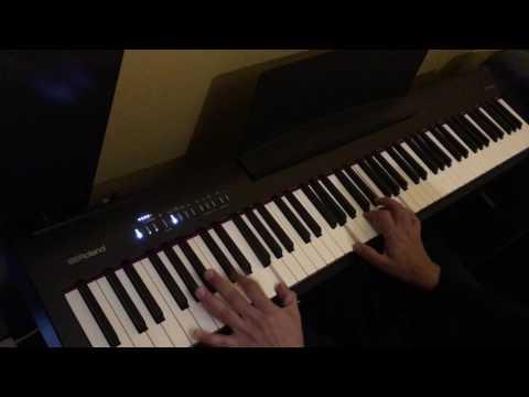 Sia - Breathe Me - piano version
